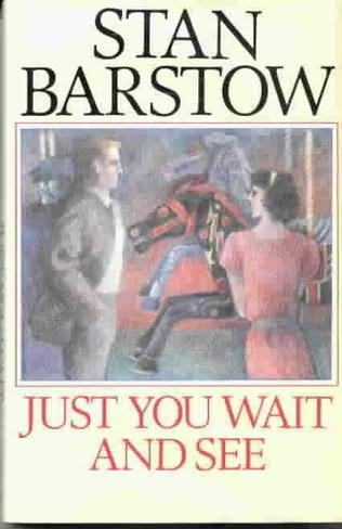 book cover of Just You Wait and See