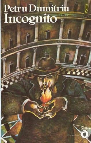 book cover of Incognito