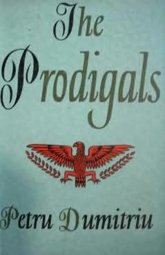 book cover of The Prodigals