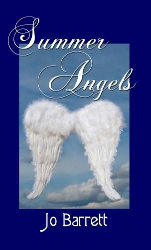 book cover of Summer Angels