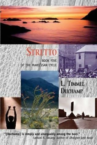 book cover of Stretto