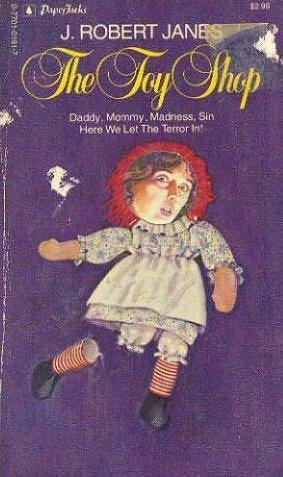 book cover of The Toy Shop