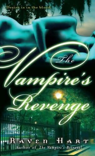 book cover of The Vampire\'s Revenge