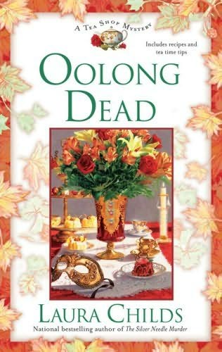 book cover of Oolong Dead