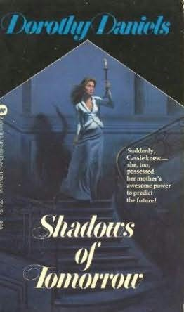 book cover of Shadows of tomorrow