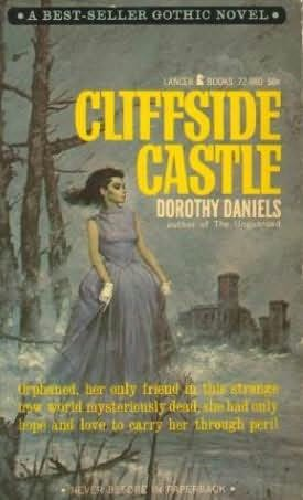 book cover of Cliffside Castle