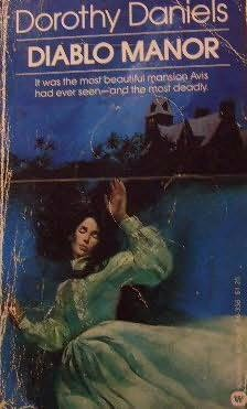 book cover of Diablo Manor