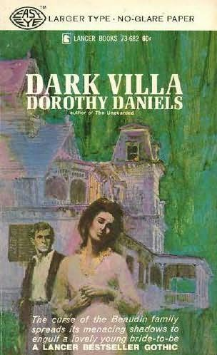 book cover of Dark Villa