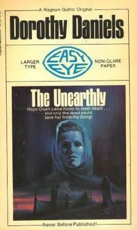 book cover of The Unearthly