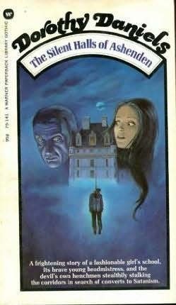 book cover of The Silent Halls of Ashenden