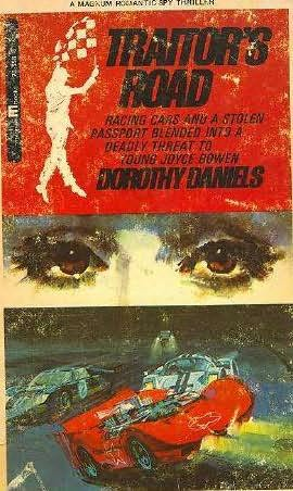 book cover of Traitors Road