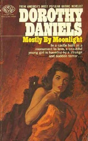 book cover of Mostly By Moonlight