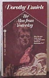 book cover of The Man from Yesterday