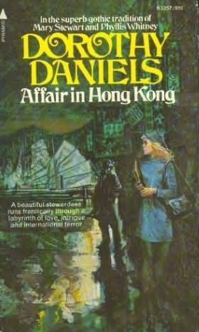 book cover of Affair in Hong Kong
