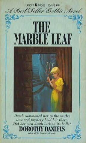 book cover of The Marble Leaf