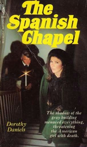 book cover of The Spanish Chapel