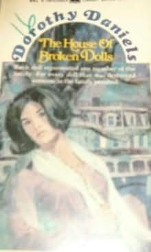 book cover of The House of Broken Dolls