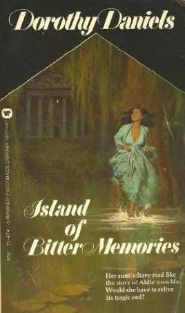 book cover of Island of Bitter Memories