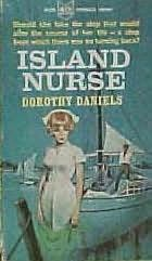 book cover of Island Nurse