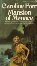 book cover of Mansion of Menace