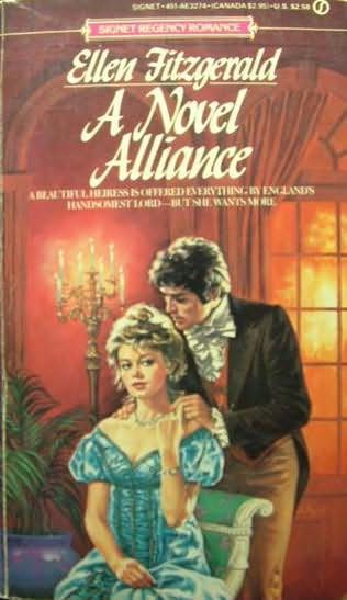 book cover of A Novel Alliance