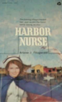 book cover of Harbor Nurse