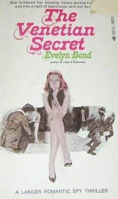 book cover of The Venetian Secret