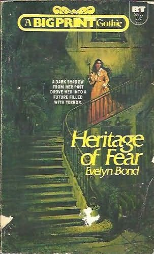 book cover of Heritage of Fear