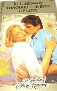 book cover of Through the Eyes of Love