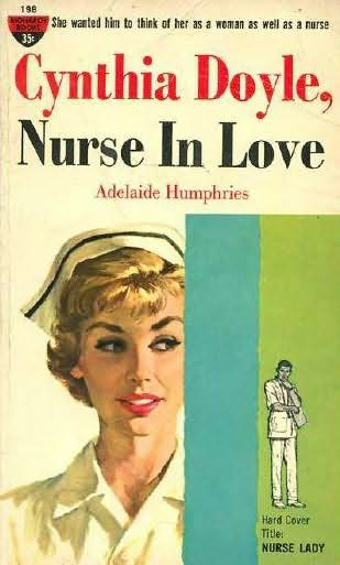 book cover of Nurse Lady