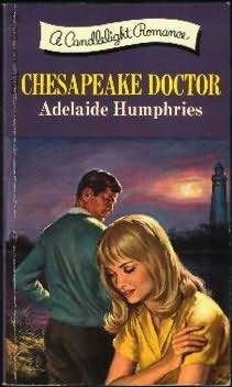 book cover of Chesapeake Doctor