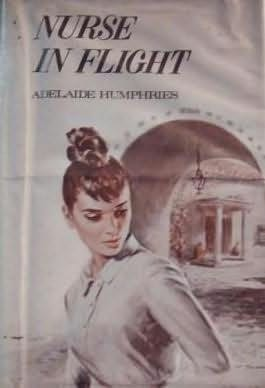 book cover of Nurse in Flight