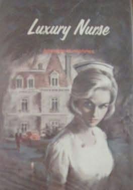 book cover of Luxury Nurse