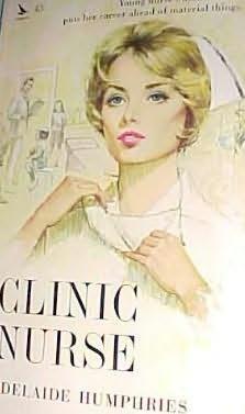 book cover of Clinic Nurse