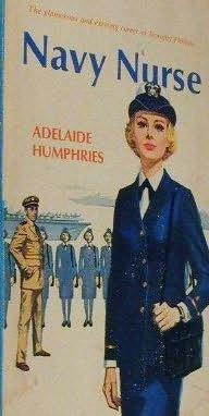 book cover of Navy Nurse