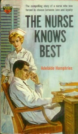 book cover of The Nurse Knows Best