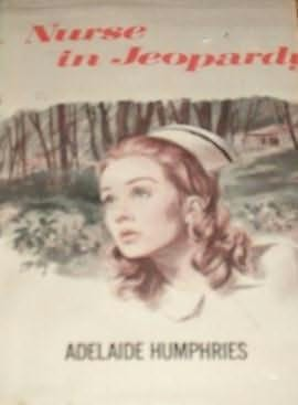 book cover of Nurse in Jeopardy