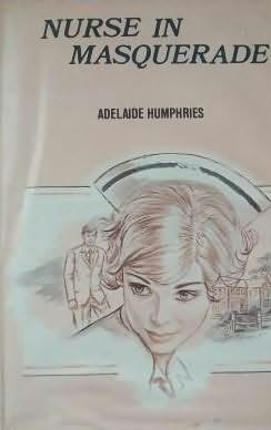 book cover of Nurse in Masquerade