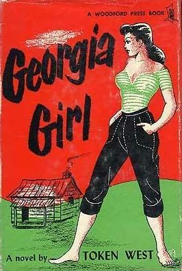 book cover of Georgia Girl