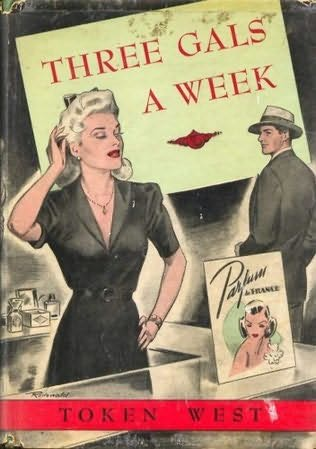 book cover of Three Gals a Week