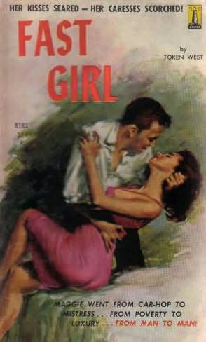 book cover of Fast Girl