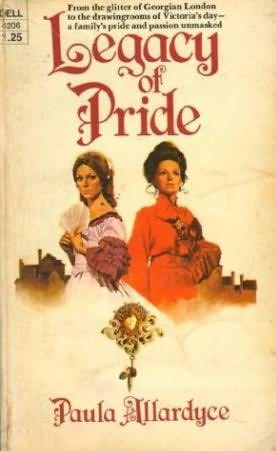 book cover of Legacy of Pride