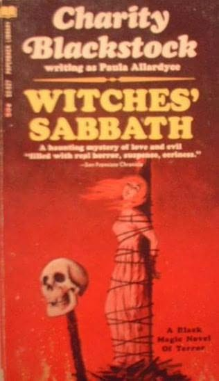 book cover of Witches\' Sabbath