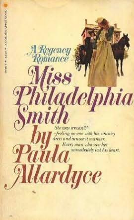 book cover of Miss Philadelphia Smith