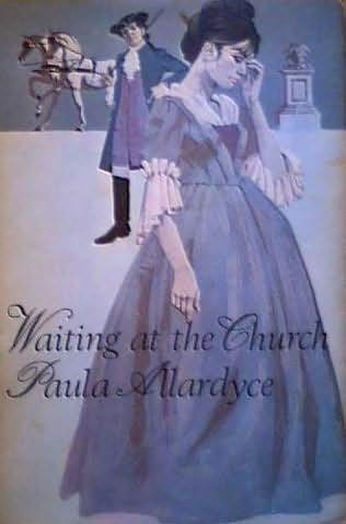 book cover of Waiting At the Church