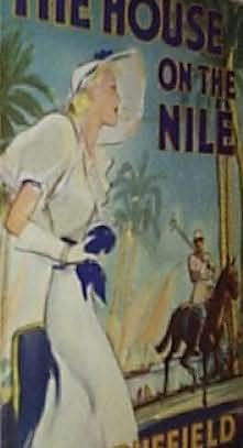 book cover of The House on the Nile