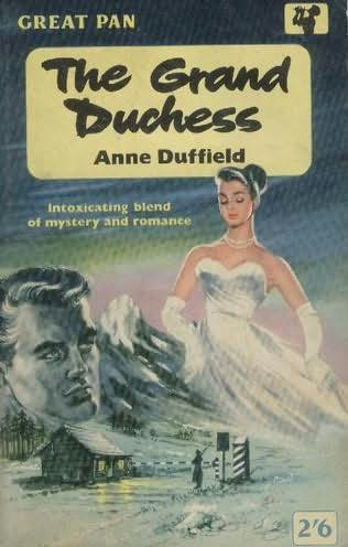 book cover of The Grand Duchess