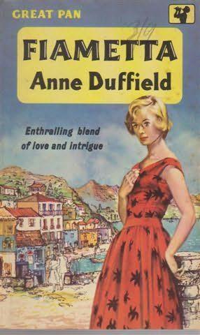 book cover of Fiametta