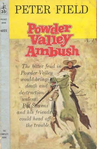 book cover of Powder Valley Ambush