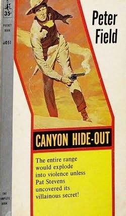 book cover of Canyon Hide-Out